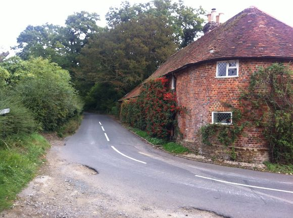 A day off in the Surrey hills